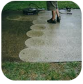 Power Wash Your Cement & Be rid of Grease & Grime with BlueSky Power Washing