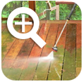 Power Wash Your Deck and Be rid of Mold & Algae with BlueSky Power Washing