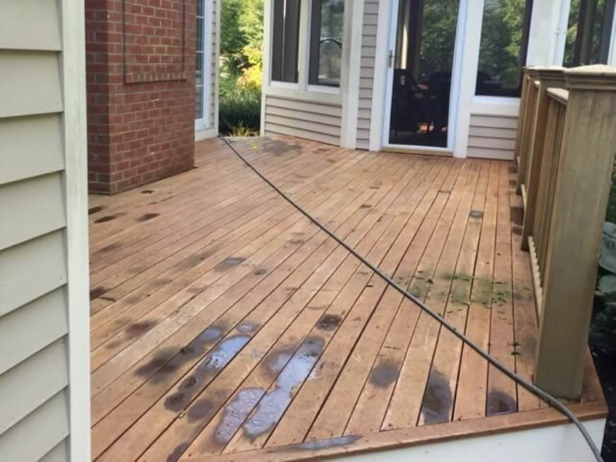 Pressure Washing Services in Whitefield New Hampshire