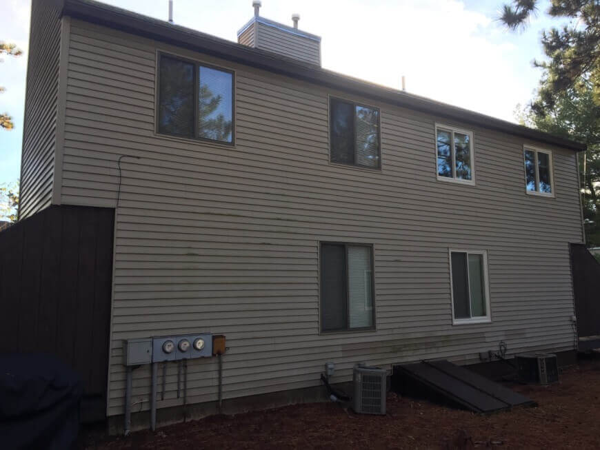 Pressure Washing Services in Woodsville New Hampshire